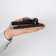 Skanstick fits in the palm of your hand