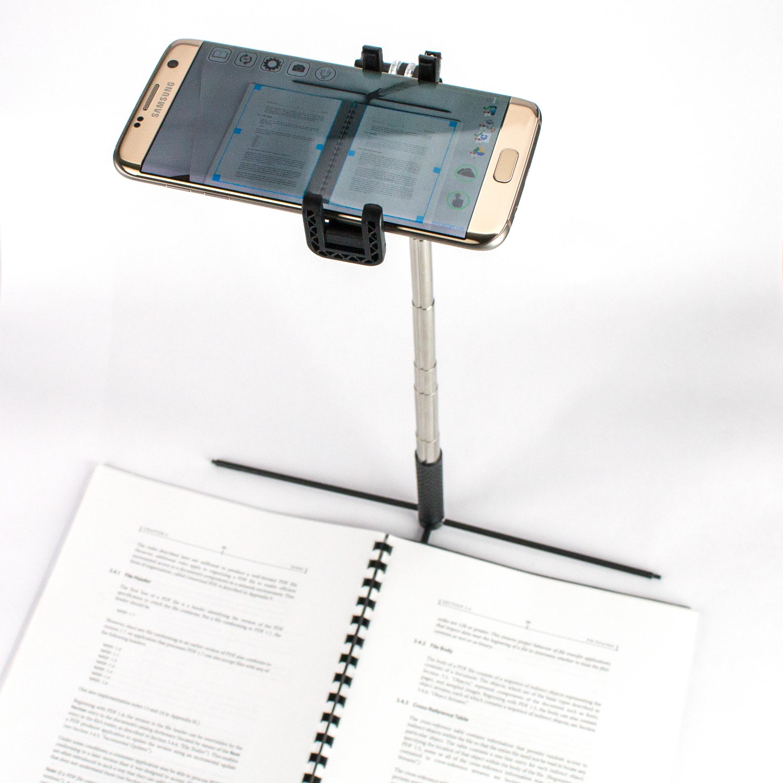 SKANSTICK BT – smart mini scanner with AR & Bluetooth remote control