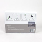 Skanstick Pro packaging, assembly instructions
