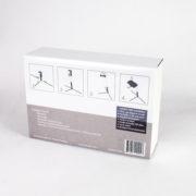 Skanstick packaging, assembly instructions
