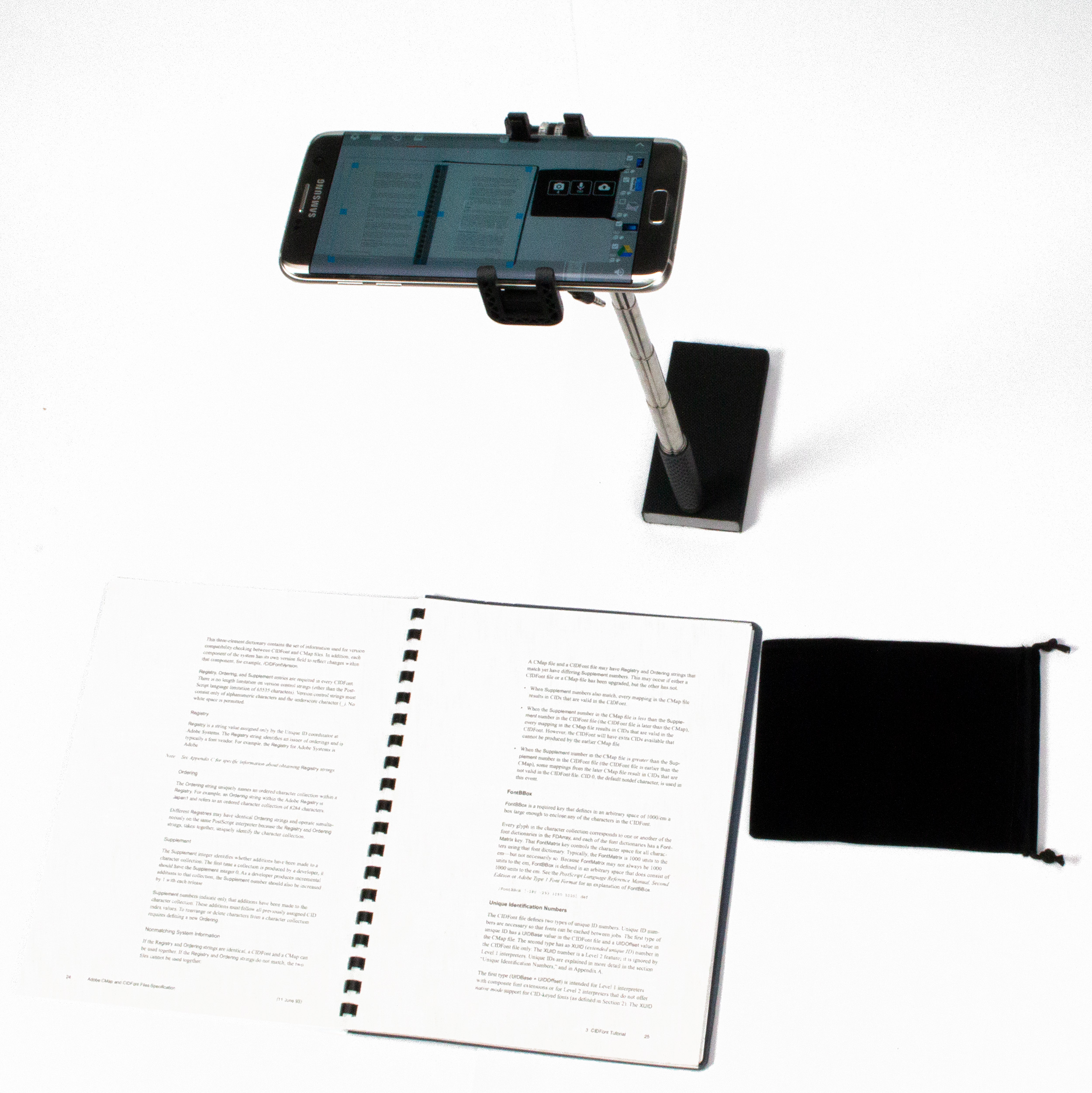 SKANSTICK SPS – smart mini scanner